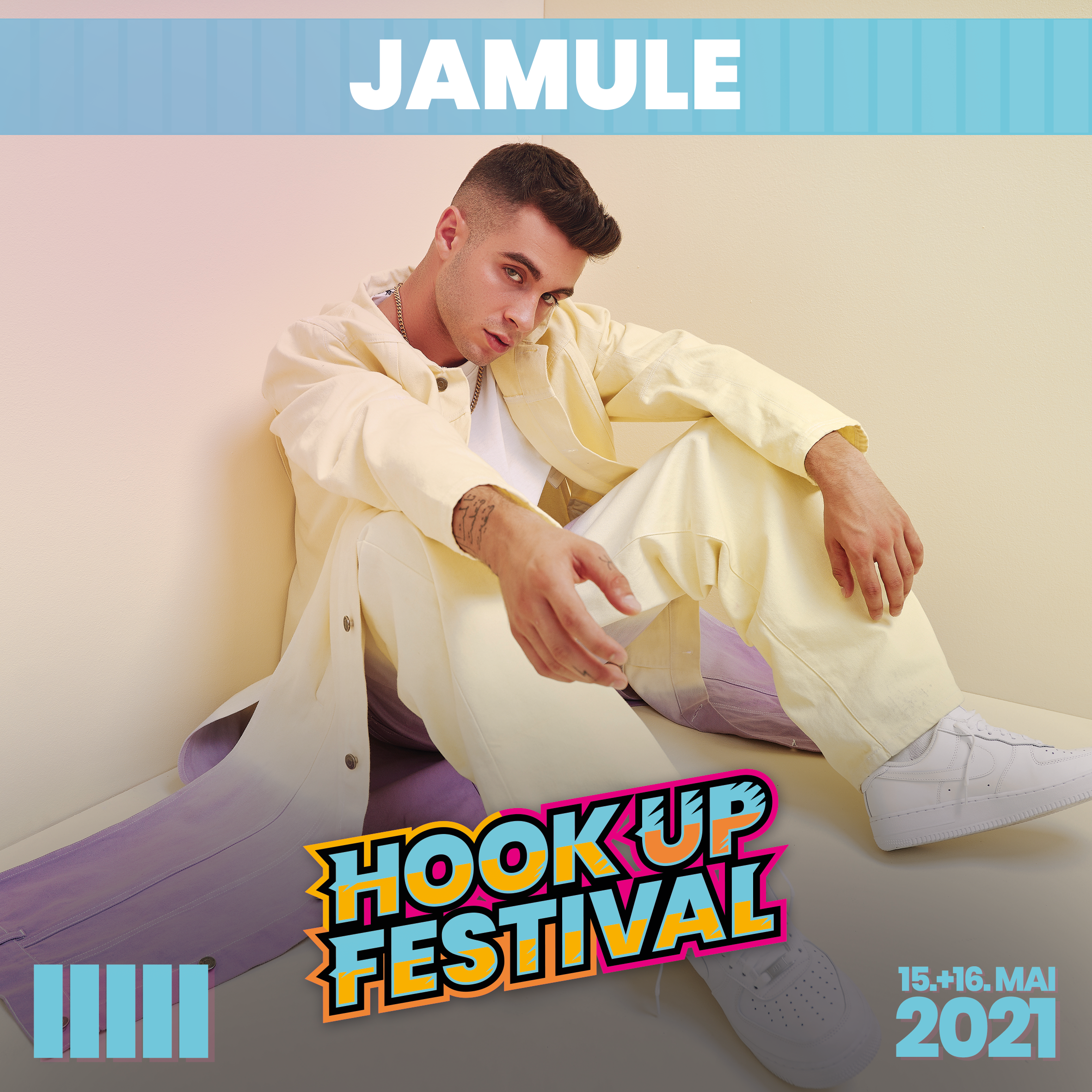 JAMULE HOOK UP FESTIVAL 2021 KARLSRUHE