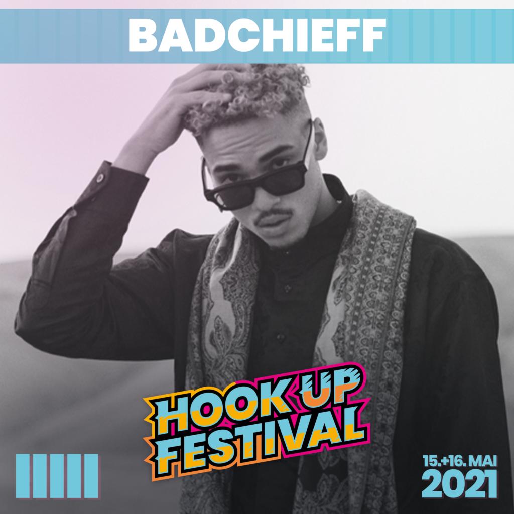 Badchieff HOOK UP FESTIVAL 2021 KARLSRUHE