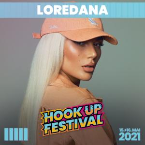 LOREDANA HOOK UP FESTIVAL 2021 KARLSRUHE