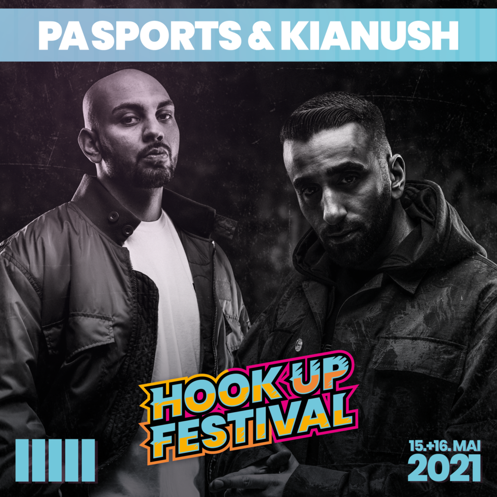 PA SPORTS KIANUSH HOOK UP FESTIVAL 2021 KARLSRUHE