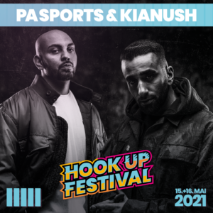 PA SPORTS KIANUSH HOOK UP FESTIVAL 2021 KARLSRUHE