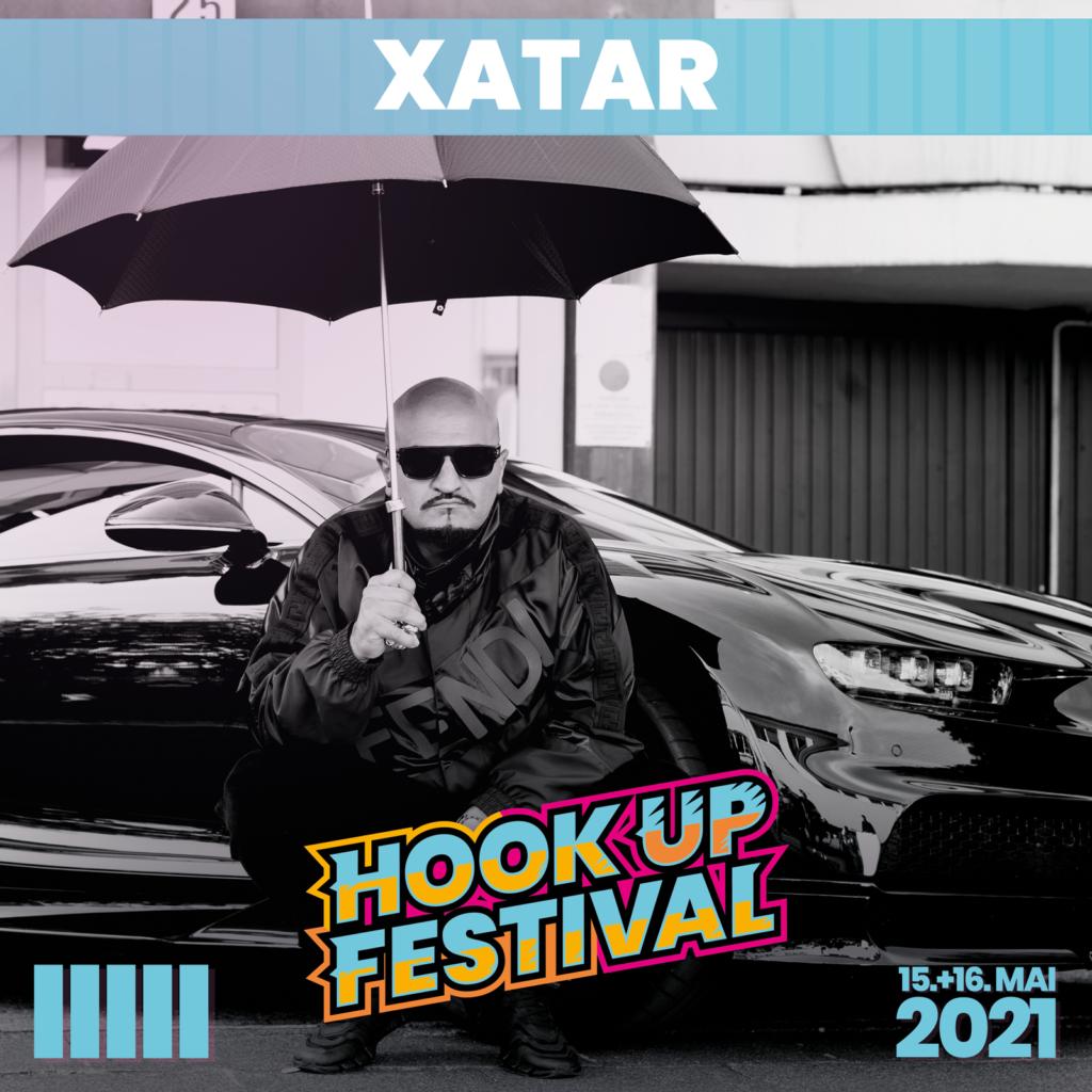 XATAR HOOK UP FESTIVAL 2021 KARLSRUHE