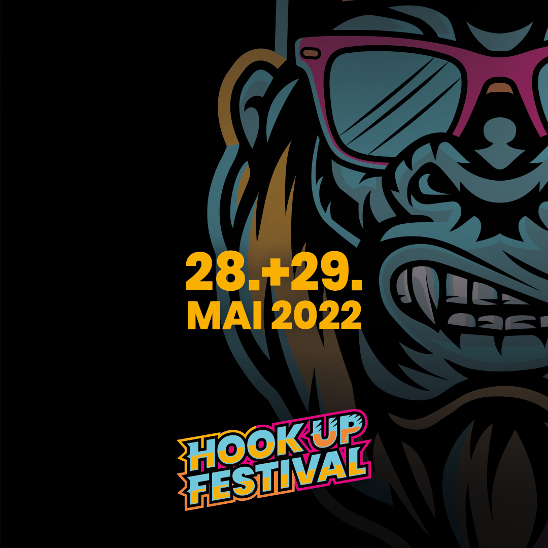 INFORMATION HOOK UP FESTIVAL 2021/2022